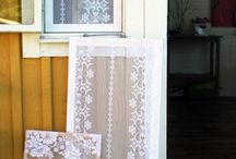 raam decoratie /window decoration