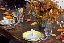 Thanksgiving: Table