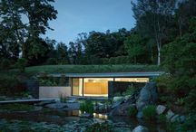 Green architecture / Inspiring architecture /nature project