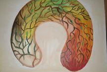 Kunsttherapie / Psychosoziale Kunsttherapie- künstlerische Methoden