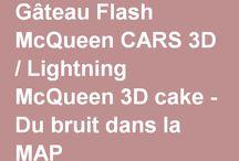 Gateau cars