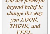 positive thoughts / by Rohan Kounsalye