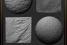 texture zbrush