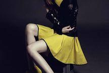 Ann Ward / model