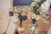 Centre de table par Lily et Confettis