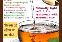 Natural Healing / Health with Essential Oils