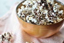 Recipes ~ Popcorn