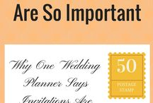 Wedding Tips from Inkwell Designers and Other Experts / Awesome wedding ideas and tips from the experts at Inkwell Designers and other wedding experts around the globe.