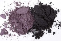 2 Colors!! / From Emerald Collection. Featuring Rebel a matte intense pure purple and Blackest black a matte pure black.
