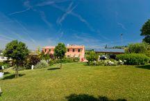 Villa Clelia #Sirolo / ☛ Il nostro Agriturismo a #Sirolo nel #Conero ☛ Our Farmhouse in #Sirolo in the #Conero