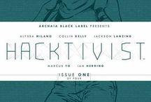 Hacktivist / by Alyssa Milano