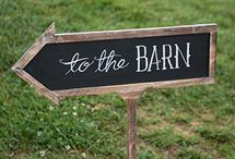 barn / by Mary Whalen