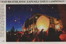 PUBLIKOVANE CLANKY - SLOVENSKE REKORDY / Publikované fotografie Slovenské rekordy