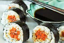 Vegan - Sushi