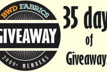 Giveaways & Contests!