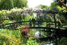 Jardim de Monet - Giverny