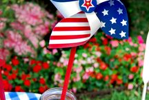 America The Brave <3 / All things Red, White and Blue Strong!  / by Laura Major@Learning Is Child's Play