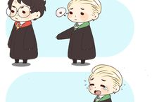 Drarry and another's HP couples
