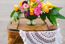 Bouquets & Florals / by Jessica