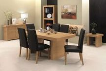 Osaka Oak  / A great contemporary collection, the Osaka dining range is crafted from solids and veneers of American oak. Available in a suitable price. To know more details visit our website.