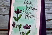 Stampin Up Mothers Love