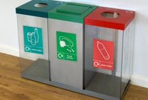 Food Waste Bins / Bins for the collection of Food Waste.