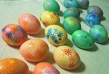 holidays: easter / Easter