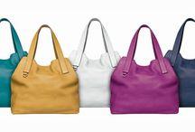 Bag / Shopper bags, borse in cuoio, in tessuto, ecologiche, fashion, hand Made