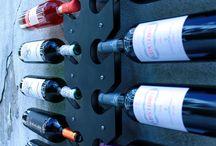 estantes para vinos