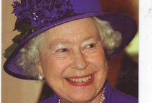 Queen Elizabeth (1926) / Most cards received via Postcrossing