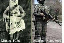 Türk Kadını / Turkish Woman