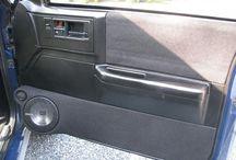 auto interior customs