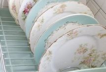 Not too Shabby / Shabby chic style decor and furnishings / by Dena Groff