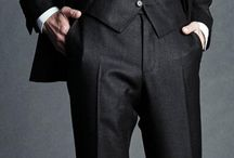 Men's clothing / What todays Gentlemen wear