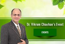 DR. Vikram Chauhan's Events