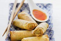Chinese food/dim sum