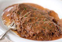 Meats / Beef, Pork, Veal, Lamb, etc. / by Elise Berg