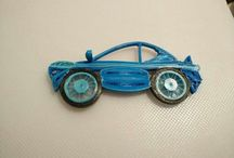 Quilling Carros