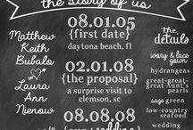 Chalk Board Art / by Kyla Vala Shaver