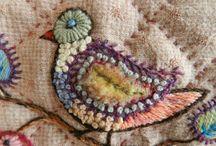 Textiles / textile art