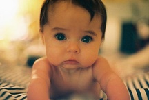 """It's a girl!"" / This is my pregnancy/labor/birth/children board. / by Mackenzie Harper"