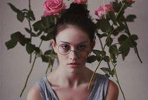 People&flowers