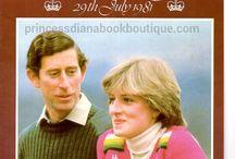 Rare Princess Diana Collectables / Princess Diana
