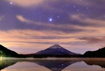Fujisan / Look at these pictures and you'll understand why Mt Fuji is so revered!