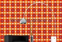 De Seventies herleven! / (Foto)behang met originele seventies designs in een eigentijdse makkelijk te verwerken vlies-behang uitvoering.
