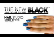 Nail Art Tutorials / by The New Black