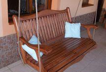 kafe / hanmade garden furniture