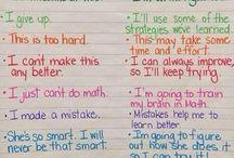 positive thinking / by Emma Marziello