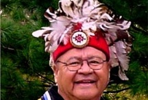 People: Great Law of Peace / People of the Iroquois Confederacy, who represent the first known document of democracy on American land; a governing structure for bringing peace to all people
