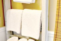 Bathroom Storage  / by SecurCare Self Storage